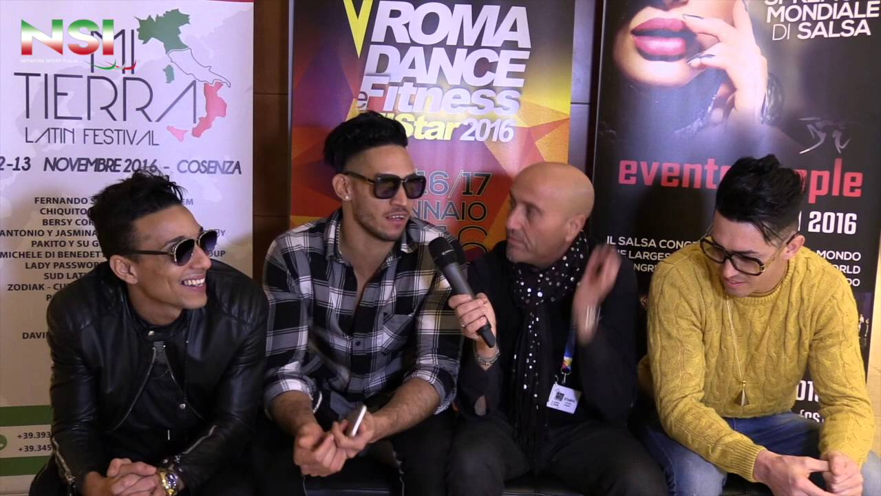 ROMA DANCE  ALL STAR – LE INTERVISTE: CUBAN FLEX