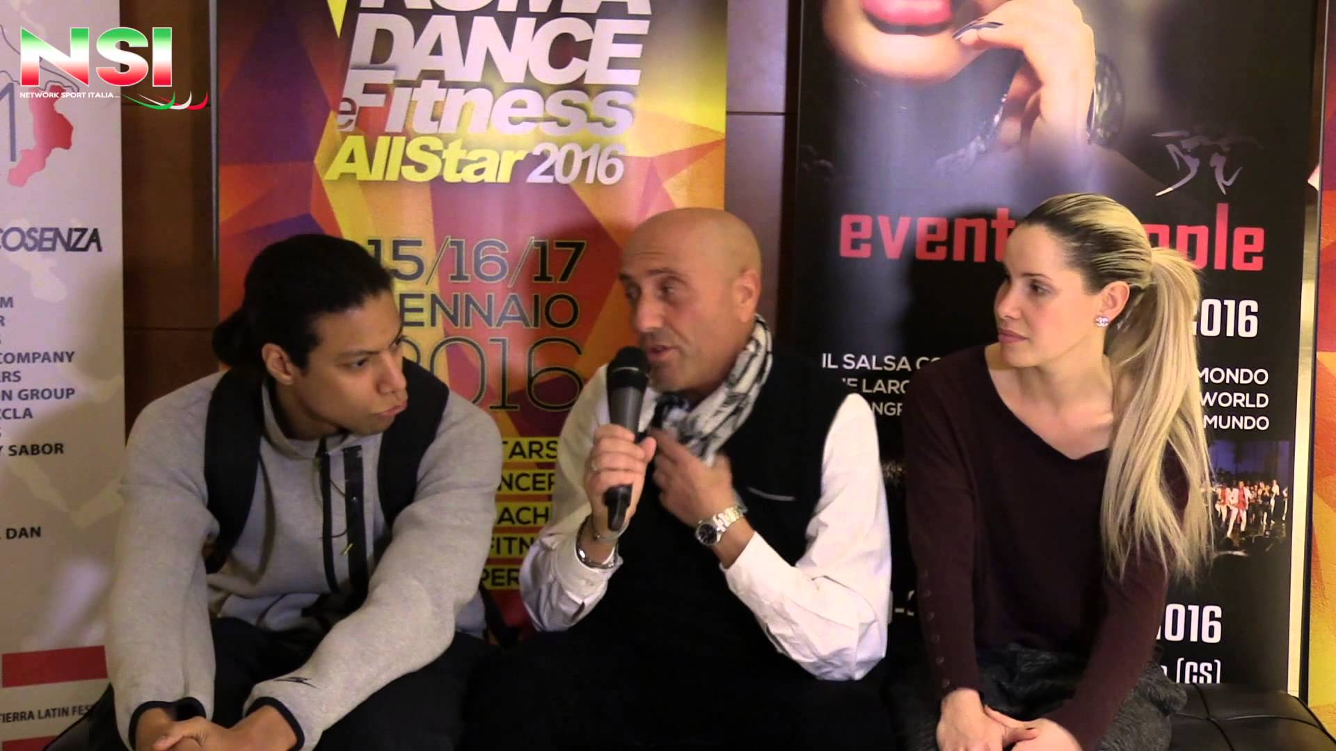 ROMA DANCE ALL STAR – LE INTERVISTE: WILMER E MARIA